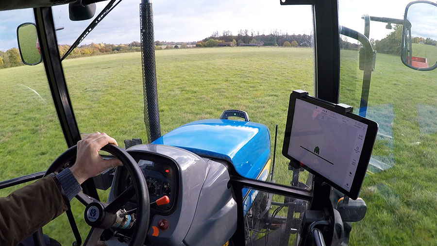 GPS agricultura: ghidare si masurare suprafete agricole